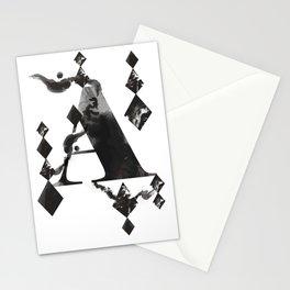 A alphabet Stationery Cards