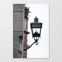 lantern Canvas Prints featuring Lantern by Marieken
