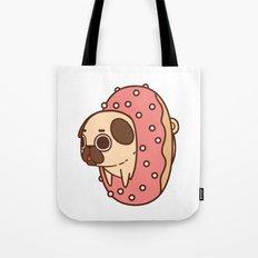 Puglie Doughnut Tote Bag