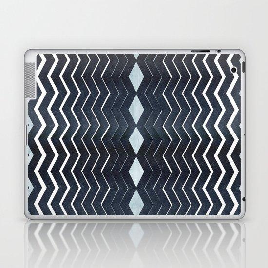 ELEGANT IN BLUE Laptop & iPad Skin