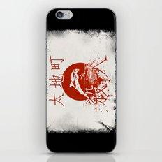 Taiji Murder iPhone & iPod Skin