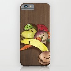 Fruit With Faces iPhone 6s Slim Case
