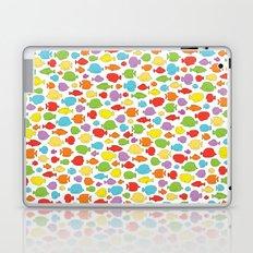 Something fishy going on Laptop & iPad Skin