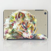 ferret iPad Cases featuring Ferret IV by Nuance