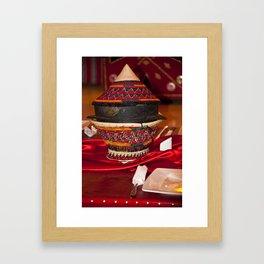 Najran Dinner Framed Art Print