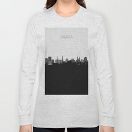 City Skylines: Samara Long Sleeve T-shirt