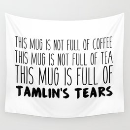 A court of mist and fury (tamlin) Wall Tapestry