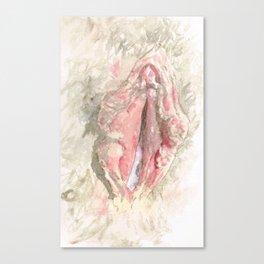 Yoni Prime Canvas Print