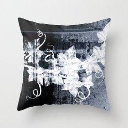 Nl 16 3 Slate and Ivy Throw Pillow