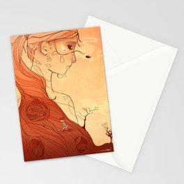 Ponytale Stationery Cards