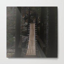Bridges > Walls Metal Print