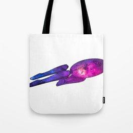 Star Trek Reboot The Enterprise Tote Bag