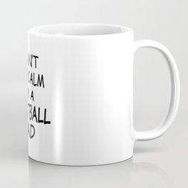 I'M A FOOTBALL DAD Coffee Mug