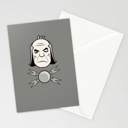 Tall Man Head Stationery Cards