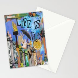 Fun by Seattle Artist Mary Klump Stationery Cards