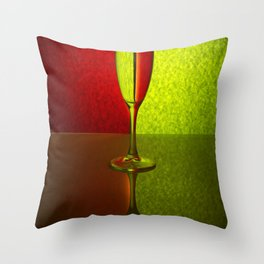 Etude Throw Pillow