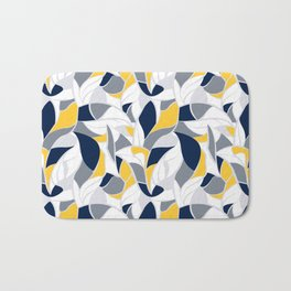 Abstract winter mood II Bath Mat