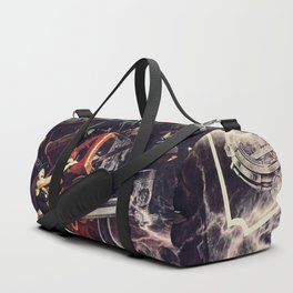 Witch Train Duffle Bag
