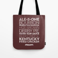Louisville — Delicious City Prints Tote Bag