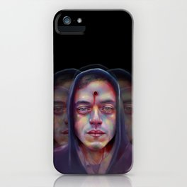 Sound and Color iPhone Case