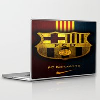 sports Laptop & iPad Skins featuring Sports by Kalagi