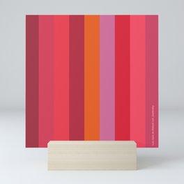 - Los rojos de Alekséi von Jawlensky Mini Art Print
