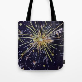 There is a Spark Tote Bag