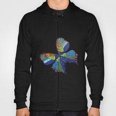 Mosaic butterfly Hoody