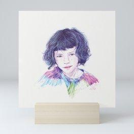 Luma Mini Art Print
