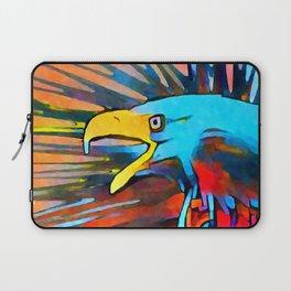 Bald Eagle 3 Laptop Sleeve