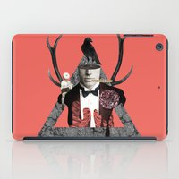 death iPad Cases featuring Death by Repulp