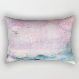 Watercolour No.1 Rectangular Pillow