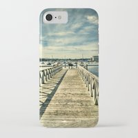 boardwalk empire iPhone & iPod Cases featuring Boardwalk by Steve Purnell