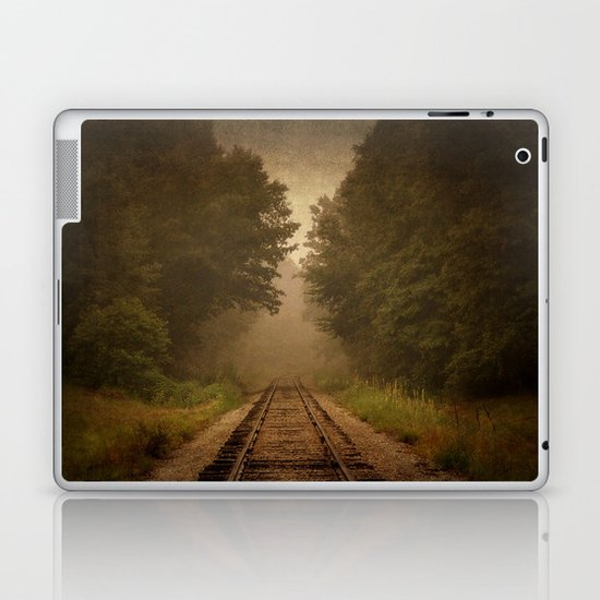 Rural Line Laptop & iPad Skin