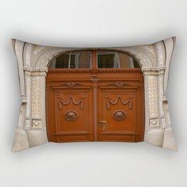 Rich Decorated Entrance Rectangular Pillow