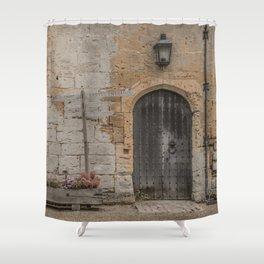 castle door... Shower Curtain