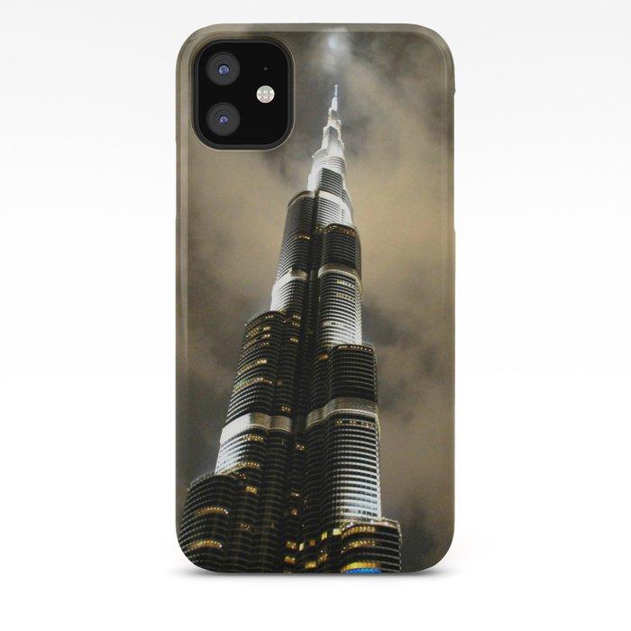 Burj Khalifa Dubai Iphone Case By Rubydag