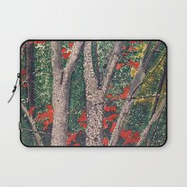 Enchanted Birches Laptop Sleeve
