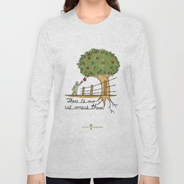 Plant With Purpose - There is no us versus them Long Sleeve T-shirt