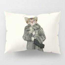 Kitten Dressed as Cat Pillow Sham