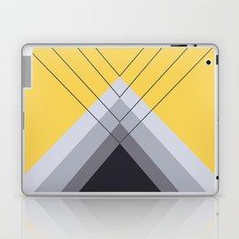 Iglu Primrose Yellow Laptop & iPad Skin