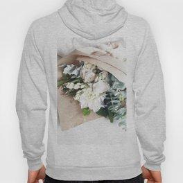 White roses Hoody