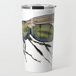 bummed out fly Travel Mug