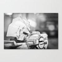 gundam Canvas Prints featuring Thinking Gundam by Long Thai - mineralblu.com
