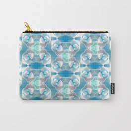 Magnoliama Glama (Blues) Carry-All Pouch