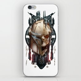 Mando - 4 iPhone Skin