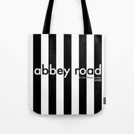 Abbey Road, St Johns Wood, London, NW8, Travel Poster Tote Bag