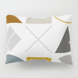 Mid West Geometric 02 Pillow Sham