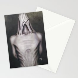 Flesh Without Words Stationery Cards