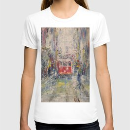 Blacksmith Lane. Tram.  T-shirt